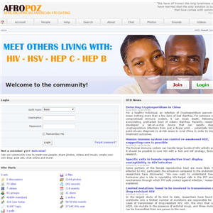 afropoz homepage